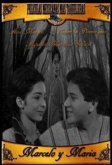 Ver película Marcelo y María