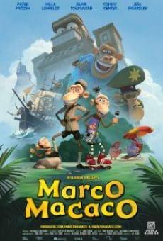 Marco Macaco: l'île aux pirates