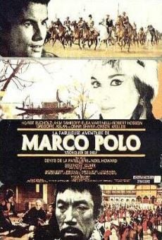 le fabuleuse aventure de marco polo 1965 film en fran ais. Black Bedroom Furniture Sets. Home Design Ideas