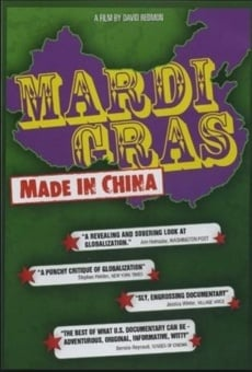 Mardi Gras: Made in China online