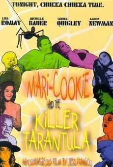 Mari-Cookie and the Killer Tarantula in 8 Legs to Love You on-line gratuito