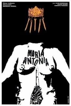 Ver película María Antonia