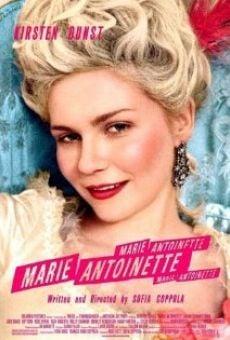 Ver película María Antonieta