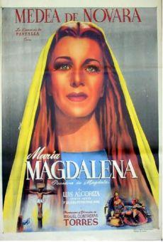 María Magdalena, pecadora de Magdala on-line gratuito