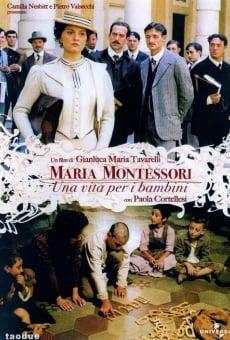 Ver película Maria Montessori - Una vita per i bambini