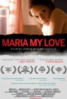 Ver película Maria My Love