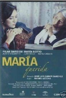 María querida on-line gratuito