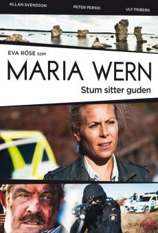 Maria Wern: Stum sitter guden online