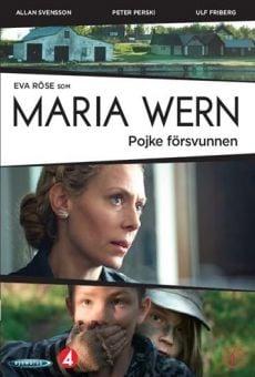 Maria Wern: Pojke försvunnen on-line gratuito