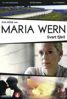 Maria Wern: Svart fjäril en ligne gratuit