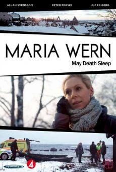 Maria Wern: Må döden sova en ligne gratuit