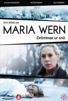 Maria Wern: Drömmar ur snö online