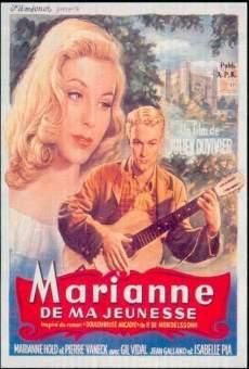 Película: Marianne de ma jeunesse