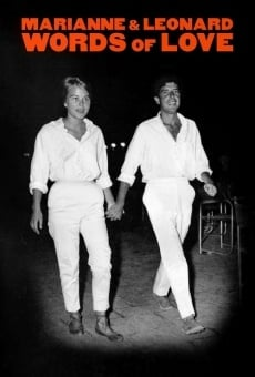 Marianne & Leonard: Words of Love on-line gratuito