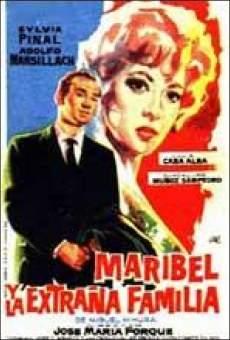 Maribel y la extraña familia on-line gratuito