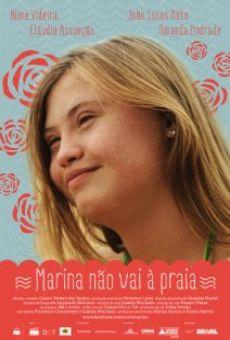 Ver película Marina não vai à praia