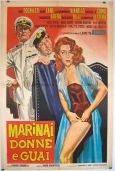Marinai, donne e guai online