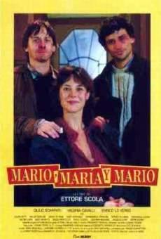 Mario, María e Mario online