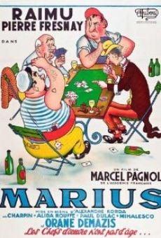 Marius streaming en ligne gratuit