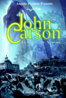 Película: Mark Maine John Carson Project
