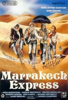 Marrakech Express on-line gratuito