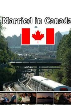 Married in Canada online