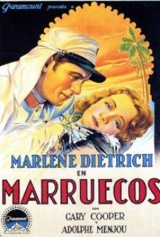 Ver película Marruecos