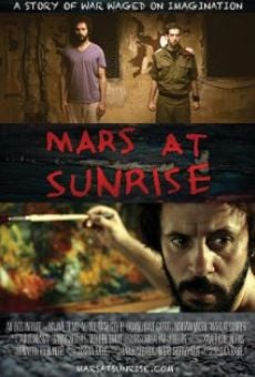 Película: Mars at Sunrise