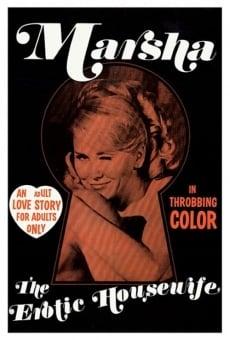 Ver película Marsha: El ama de casa erótica