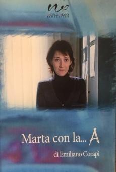 Película: Marta con la A