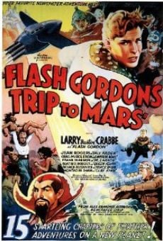 Flash Gordon's Trip to Mars on-line gratuito