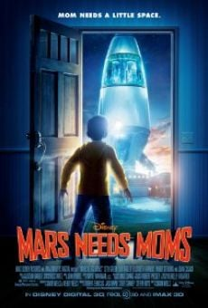 Mars Needs Moms! on-line gratuito