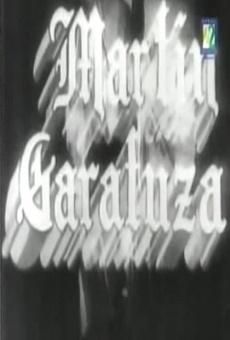 Martín Garatuza on-line gratuito