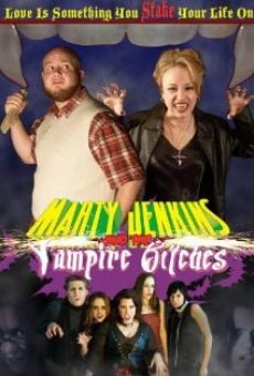 Película: Marty Jenkins and the Vampire Bitches