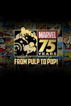 Marvel 75 Years: From Pulp to Pop! en ligne gratuit
