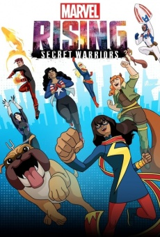 Ver película Marvel Rising: Secret Warriors