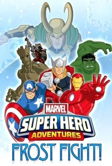 Marvel Super Hero Adventures: Frost Fight! on-line gratuito