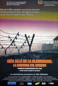 Más allá de la alambrada: la memoria del horror on-line gratuito