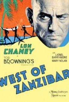 Ver película Más allá de Zanzíbar