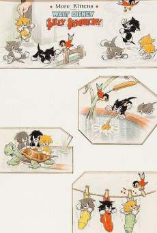 Walt Disney's Silly Symphony: More Kittens on-line gratuito