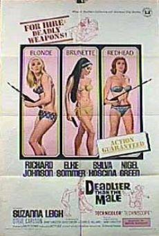 Ver película Más peligrosas que los hombres
