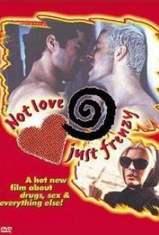 Ver película Más que amor, frenesí