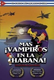 Ver película Más vampiros en La Habana