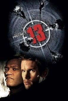 Ver película Masacre en la cárcel 13