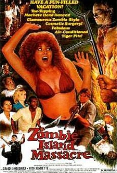 Zombi Island Massacre online streaming