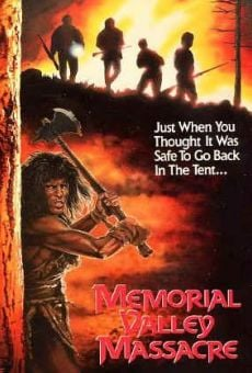Película: Masacre en Memorial Valley