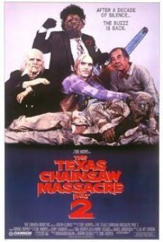 The Texas Chainsaw Massacre Part 2 on-line gratuito