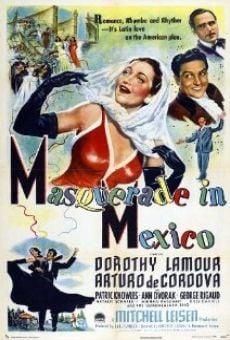 Masquerade in Mexico on-line gratuito