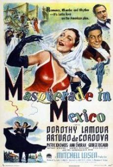 Masquerade in Mexico on-line gratuito