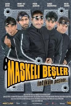 Ver película Maskeli Besler: Intikam Pesinde